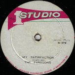 My Satisfaction / Blue Moon - The Paragons / Brentford All Stars