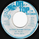 Nation Against Nation / Ver - Ronnie Davis