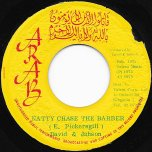 Natty Chase The Barber / Natty Dread Locks Dread Ver - David Jahson