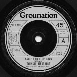 Natty Dread Up Town / Mad Dub - Twinkle Brothers