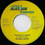 Natural High / Huster Riddim - Michael Rose