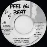 Need Your Loving / Ver - Gregory Isaacs / Sly And Robbie
