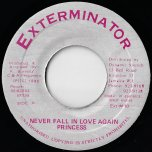 Never Fall In Love Again / Ver - Princess / Firehouse Crew