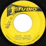 Never Never / Ver - Jackie Mittoo / Jackie And The Sound Specialists