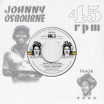 Never Stop Fighting / Dangerous Match Six Dub - Johnny Osbourne / Roots Radics