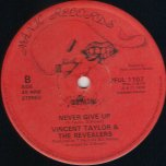 Happiness / Never Give Up - Al Campbell And U Brown / Vincent Taylor And The Revealers