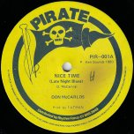 Nice Time / Get Up  - Don Carlos