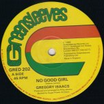 No Good Girl / Rockers Non Stop - Gregory Isaacs / Junior Delgado