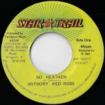 No Heathen / Ver - Anthony Red Rose