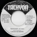 Nuh Easy At All / Ver - Lucan Scissors