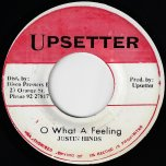 O What A Feeling / Ver - Justin Hinds