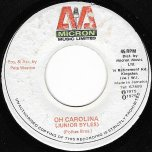 Oh Carolina / Telephone Bill Too Big (Ver) - Junior Byles / The Soul Syndicate