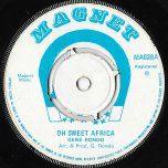 Oh Sweet Africa / This Is Love - Gene Rondo