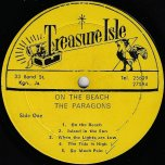 On The Beach - The Paragons