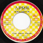 One Black People / Part II - The Mighty Threes / Invited Source Band