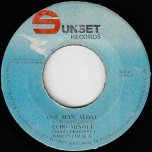 One Man Alone / Ver - Echo Minott