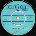 Pressure And Slide / One Stop - The Tennors / Soul Bros
