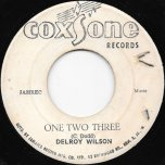 One Two Three / Exodus - Delroy Wilson / The Skatalites