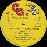 One Way - The Maytones