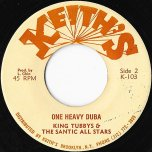 I Was Lonely / One Heavy Duba - Roman Stewart / King Tubby And The Santic All Stars