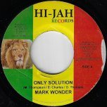 Only Solution / Ver - Mark Wonder