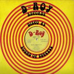 Ooh Baby Baby / Back Street Dub - Sonia / D Roy Band