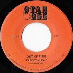 Out Of Fire / Ver - Freddie McKay