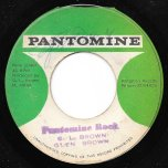 Scatter Light Rock / Pantomine Rock - Glen Brown