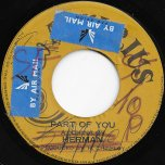 Part Of You / When You Are Hot - Herman Chin Loy / Winston Wright