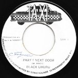 Party Next Door / Ver - Black Uhuru / Sly And Robbie