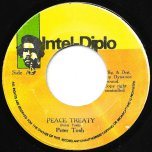 Peace Treaty / Glass House - Peter Tosh