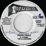 Peace Truce / Ver - The Gladiators / Sound Dimension