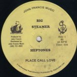 Place Call Love / Dub - The Heptones