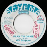 Play Yu Game / Crazy World - Willy Stepper / Kool Kat