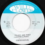Police And Thieves / Grumblin Dub - Junior Murvin