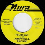 Police Man / Police Man Dub - Joseph Hill And Culture / Sly And Robbie With King Craft Possie