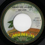 Police And Soldier / Magic Touch - Jah Lion / Glen Da Costa