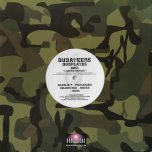 Policeman / Moses / Dub - Charlie P / Colour Red