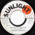 Political Violence / Ver - Michael Magotty