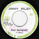 Poor Immigrant / Ver - Jimmy Riley
