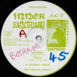 Pretending / No Pretence Ver / Children Of Rastafari / Fluteman From Kyoto Hills - Messalie / Barry Isaacs / Inner Sanctuary Records