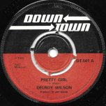 Pretty Girl / Face Girl - Delroy Wilson / Joe Gibbs And The Professionals