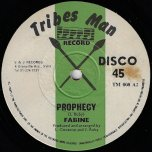 Prophecy / Easy - Fabian / Jimmy Lindsay