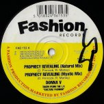 Prophecy Revealing Natural Mix / Mystic Mix / Inna We Culture / Remember Yu Roots - Donna V / General Levi