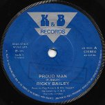 Proud Man / Ver - Ricky Bailey
