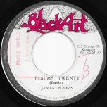 Psalms Twenty / Proverbs Of Dub - James Booms aka Brown / Upsetter