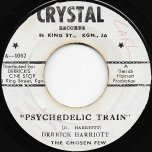 Psychedelic Train / Part II - Derrick Harriot And The Chosen Few