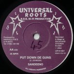 Freedom Street / Put Down De Guns - Soothsayers Horn Section / Sandeeno