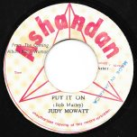 Put It On / Put It Jah Ver - Judy Mowatt