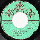 Rainy Weather / Weather Dub - Dudley Evans